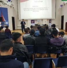 """Samarqand Startap Inkubator Markazida """"Marketing Strategiyasi"""" bo'yicha  navbatdagi o'quv seminar bo'lib o'tdi"""