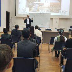 """Samarqand Startap Inkubator markazida """"Startap va Iqtisod"""" bo`yicha o'quv seminar bo`lib o`tdi"""